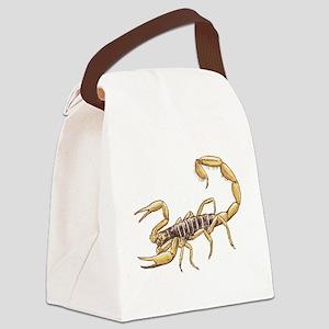 Scorpion Canvas Lunch Bag