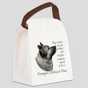 Elkhound Canvas Lunch Bag