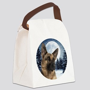 GSWinterShirt Canvas Lunch Bag
