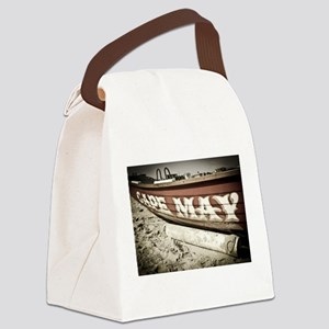 Cape May Canvas Lunch Bag