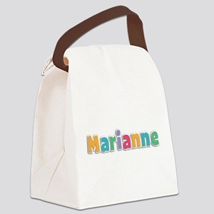 Marianne Canvas Lunch Bag
