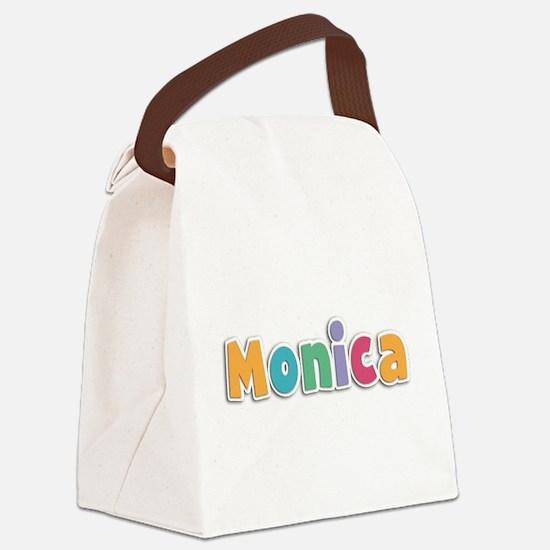 Monica Canvas Lunch Bag