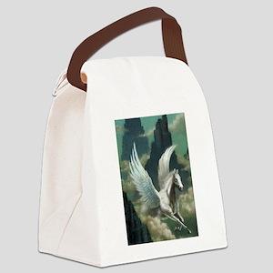 Pegasus Canvas Lunch Bag