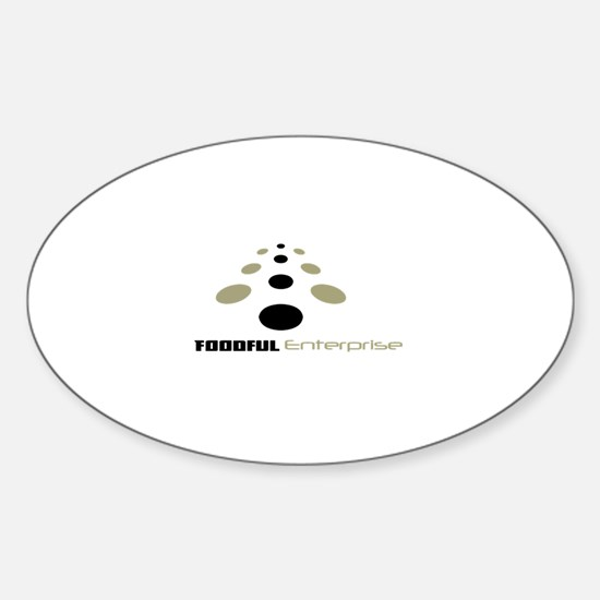 FE Logo Sticker (Oval)
