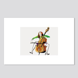 Violin Postcards (Package of 8)