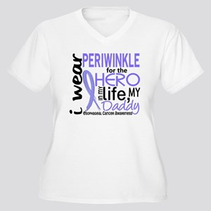 Hero In Life 2 Esophageal Cancer Women's Plus Size