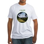 Boutique l'Allier Fitted T-Shirt