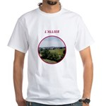Boutique l'Allier T-Shirts Blancs
