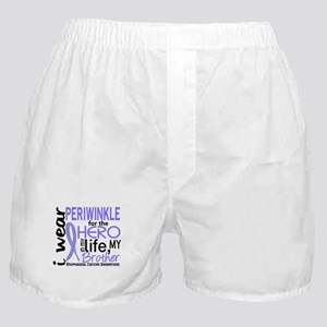 Hero In Life 2 Esophageal Cancer Boxer Shorts