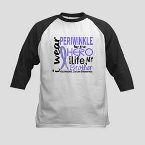Hero In Life 2 Esophageal Cancer Kids Baseball Jer