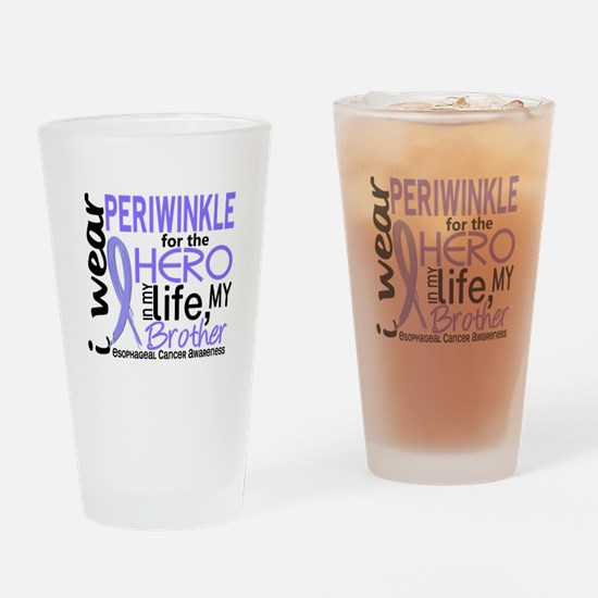 Hero In Life 2 Esophageal Cancer Drinking Glass