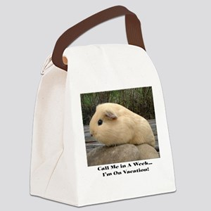 Call Me in a Week... Canvas Lunch Bag