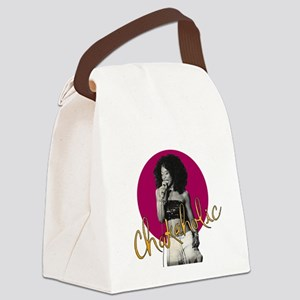 Chakaholic Canvas Lunch Bag
