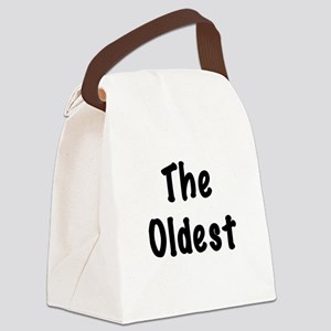 The Oldest Canvas Lunch Bag