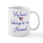 Heart Belongs 2 Mug (AF)