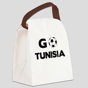 Go TUNISIA Canvas Lunch Bag
