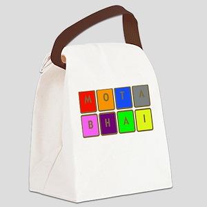Mota Bhai Canvas Lunch Bag