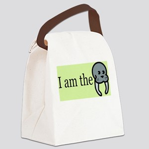 I Am The Walrus Canvas Lunch Bag