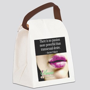 Transsexual Desire Canvas Lunch Bag