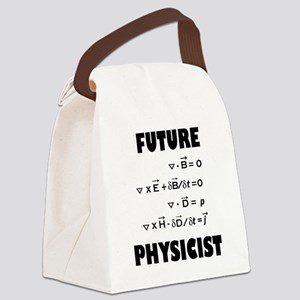 Future physicist Canvas Lunch Bag