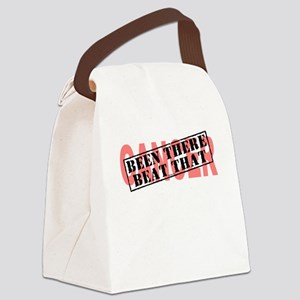 Been There, Beat That Canvas Lunch Bag