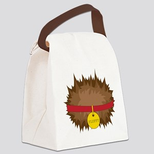 tribbles_fluffy Canvas Lunch Bag