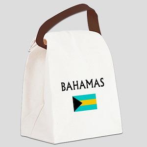 Custom Canvas Lunch Bag