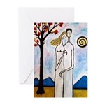 In the beginning, Greeting Cards (Pk of 20)
