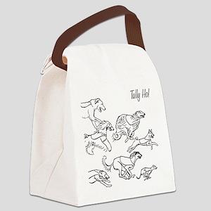 Tally Ho Canvas Lunch Bag