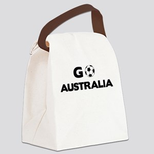 Go AUSTRALIA Canvas Lunch Bag