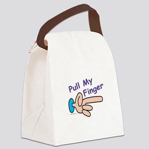 igotgas funny Canvas Lunch Bag