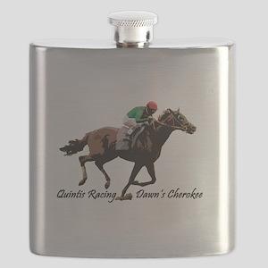 Quintis Racing Dawns Cherokee Flask