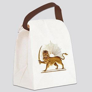 Shir o Khorshid Canvas Lunch Bag