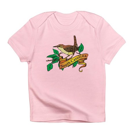 South Carolina Wren Infant T-Shirt