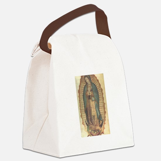 Virgen de Guadalupe - Origina Canvas Lunch Bag