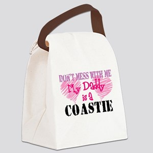 Don't Mess With Me! Canvas Lunch Bag