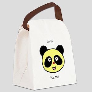 I'm The Mei Mei Canvas Lunch Bag