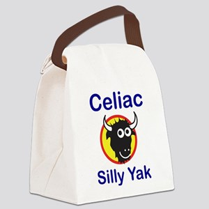 Silly Yak Shirt Co. Canvas Lunch Bag