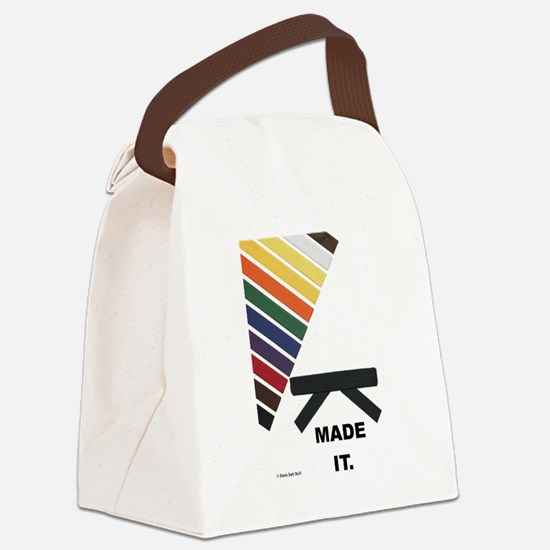 Made It Canvas Lunch Bag