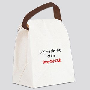 Time-out Canvas Lunch Bag