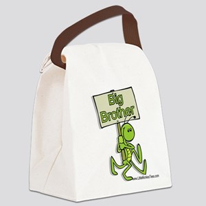 Bug Big Brother Canvas Lunch Bag