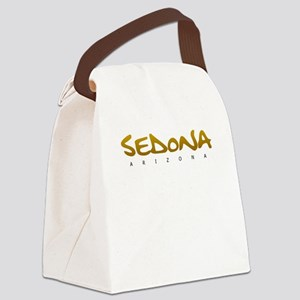 Sedona, Arizona Canvas Lunch Bag