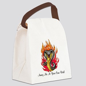 Annoy me Canvas Lunch Bag