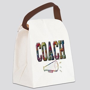 Coach in Color Canvas Lunch Bag