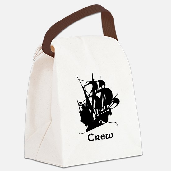 Sailing Crew Canvas Lunch Bag