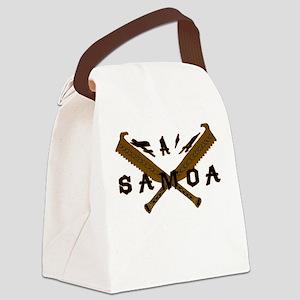 Fa'a Samoa Canvas Lunch Bag