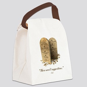 10 Suggestions? Canvas Lunch Bag