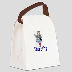 Dorothy Canvas Lunch Bag