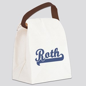 Roth (sport-blue) Canvas Lunch Bag