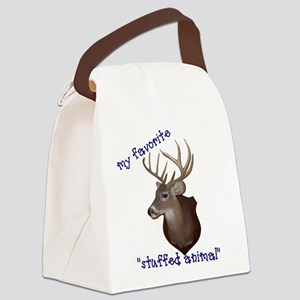 Rockin' Hunters Canvas Lunch Bag